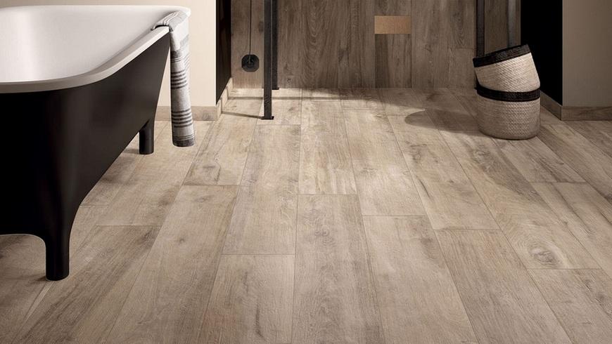 Pavimenti effetto legno - Piastrelle color legno ...