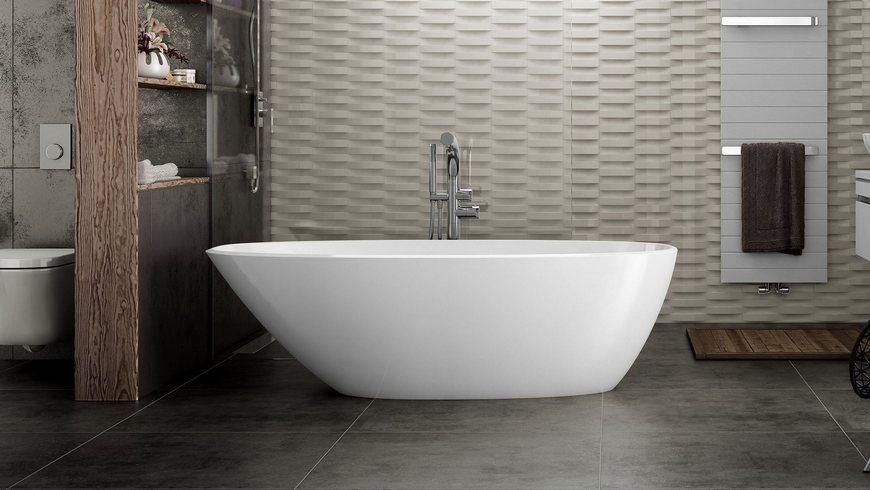 Vasche centro stanza for Outlet vasche da bagno