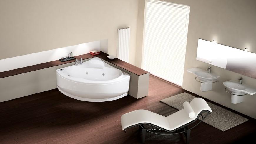 Vasche con pannelli e incasso - Vasche da bagno a incasso ...