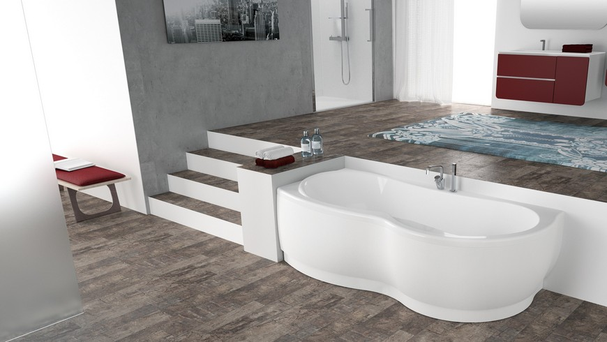 Vasche Da Bagno Da Incasso Novellini : Vasche con pannelli e incasso