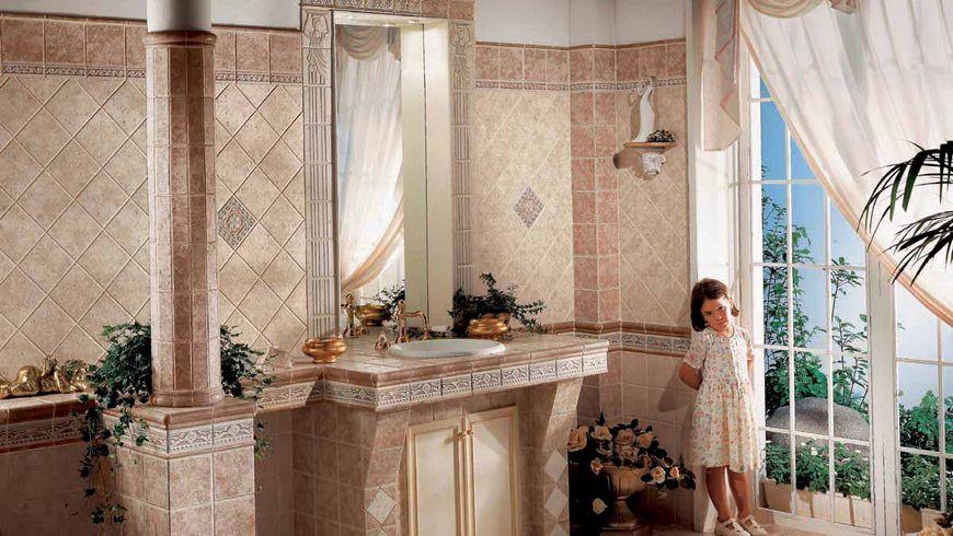 Favoloso rivestimenti bagni rustici pm22 pineglen - Bagno rustico foto ...
