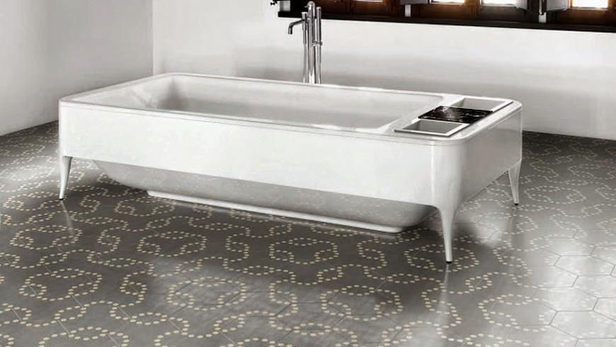 Mobili Bagno Giallo ~ Design casa creativa e mobili ispiratori
